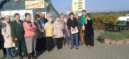 Wyjazd członków Polskiego Klubu ekologicznego na Targi NATURA FOOD