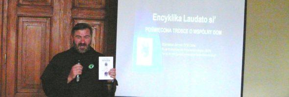 Eko-encyklika w Krakowie