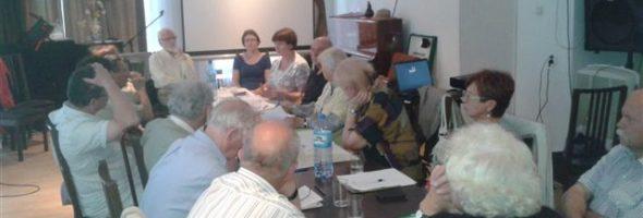 Spotkanie członków PKE w Warszawie